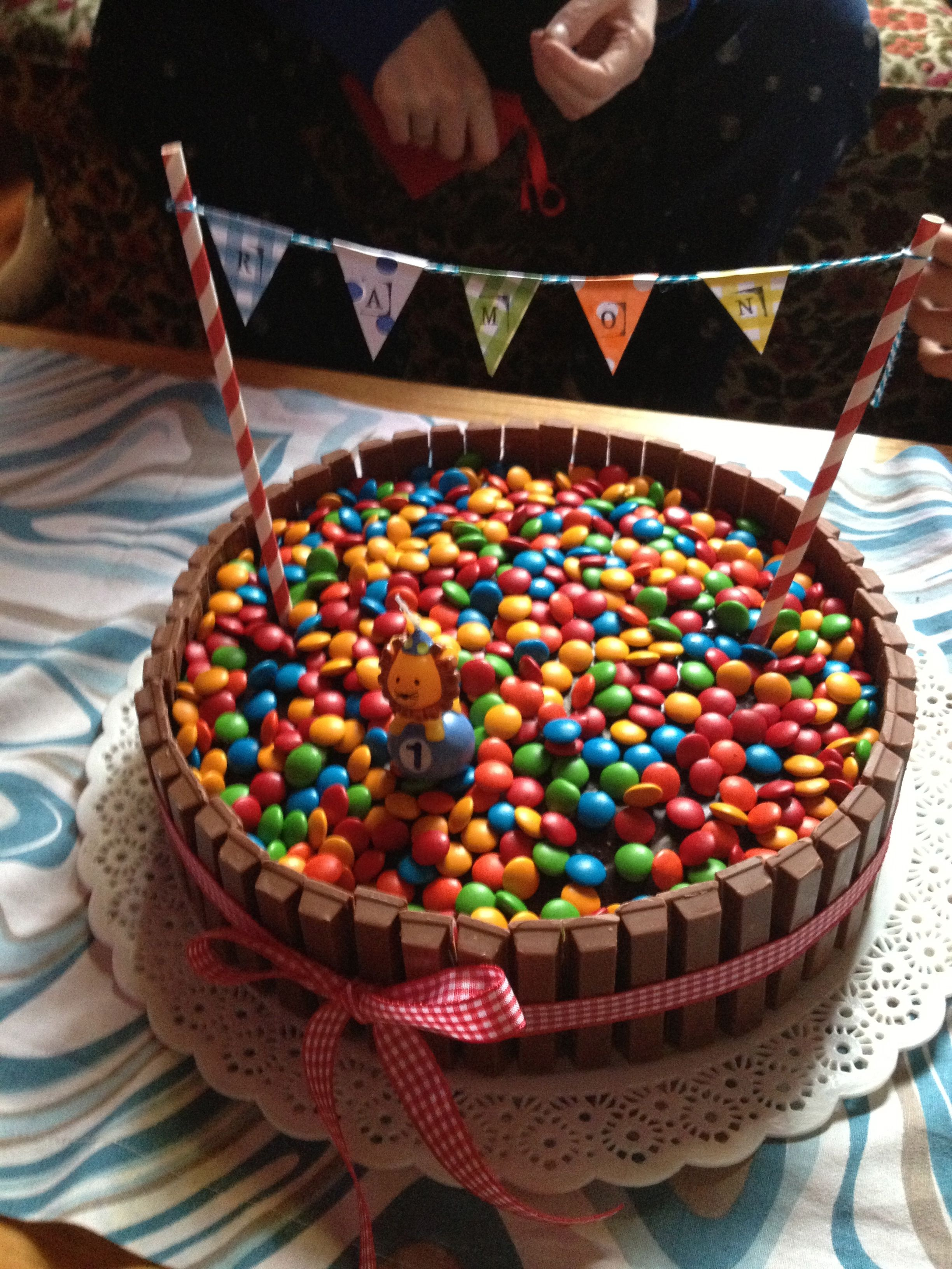 Torta 1 a o ramon for Utilisima decoracion