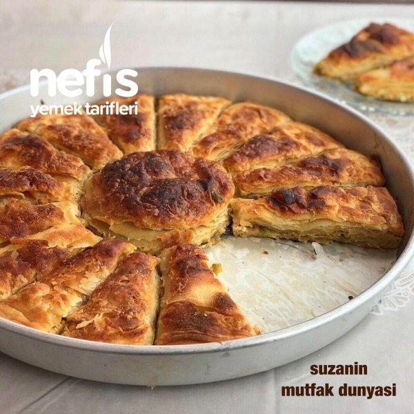 Pırasalı Arnavut Böreği - Nefis Yemek Tarifleri - #5726942