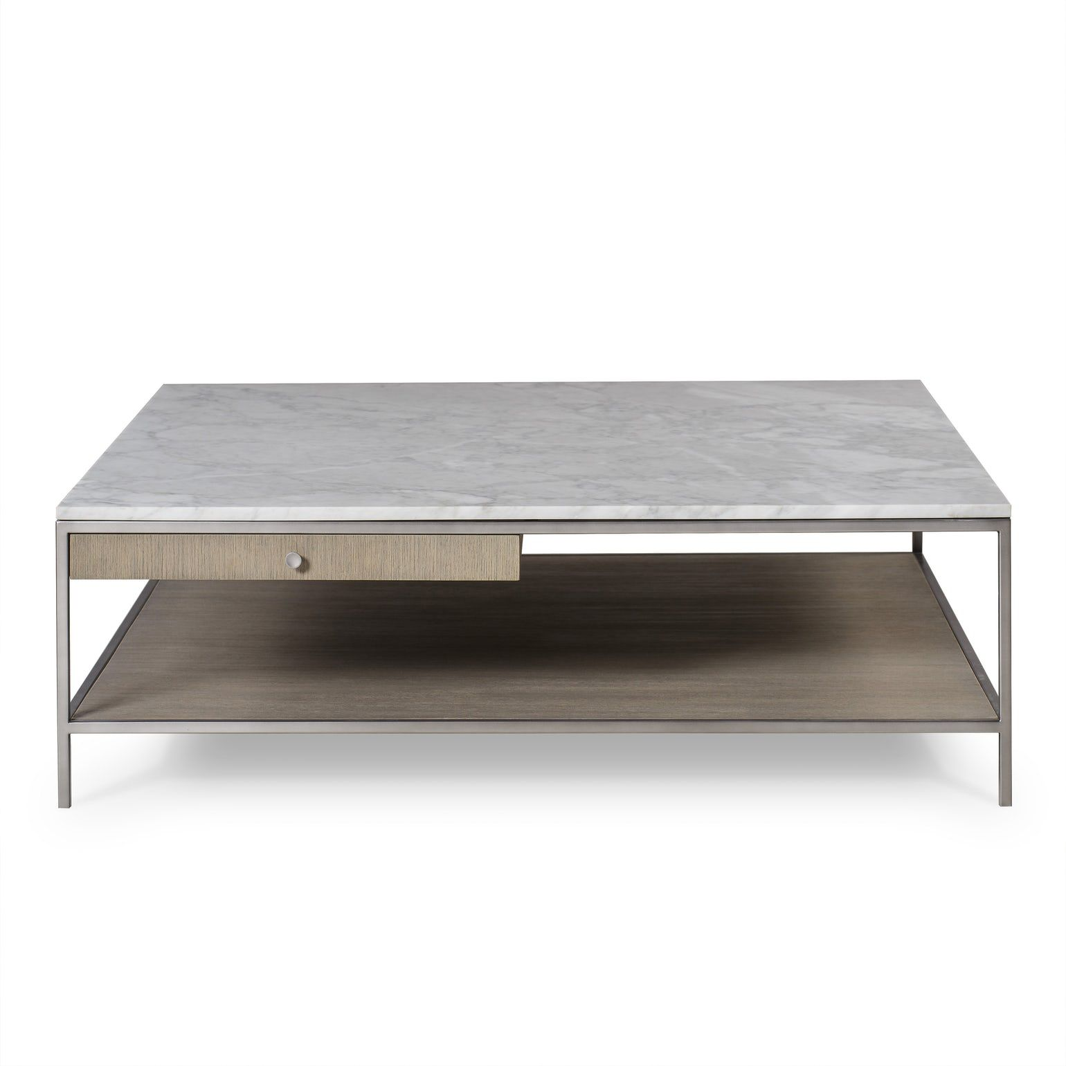 Paxton Coffee Table Square Large Modern Coffee Cocktail
