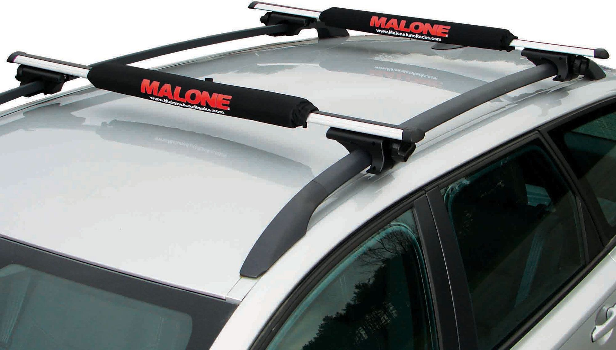 Malone 30'' StandUp Paddle Board Roof Rack Pads Roof