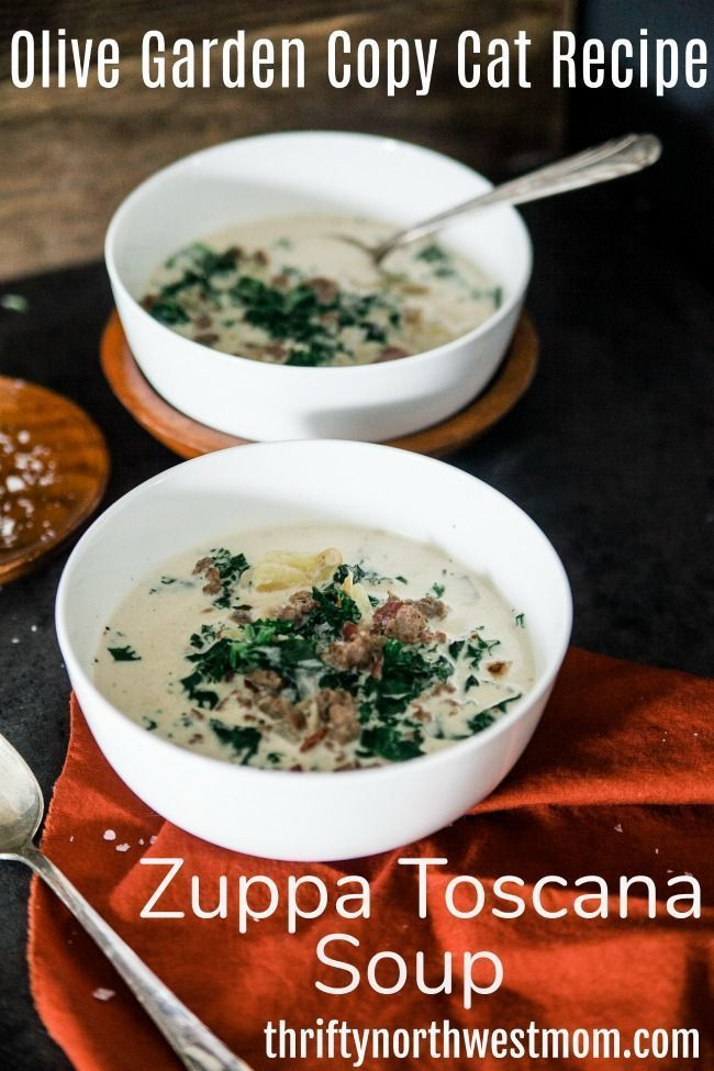 Olive Garden Zuppa Toscana Soup - Copycat Olive Garden #zuppatoscanasoup This Olive Garden Copycat recipe for Zuppa Toscana Soup is hearty & filling and sure to be a hit with everyone. #zuppatoscanasoup Olive Garden Zuppa Toscana Soup - Copycat Olive Garden #zuppatoscanasoup This Olive Garden Copycat recipe for Zuppa Toscana Soup is hearty & filling and sure to be a hit with everyone. #zuppatoscanasoup