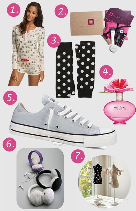 Browse unique and stylish Christmas gift ideas for teenage girls. - Christmas Gift Ideas For Teenage Girls Christmas Gift Ideas For