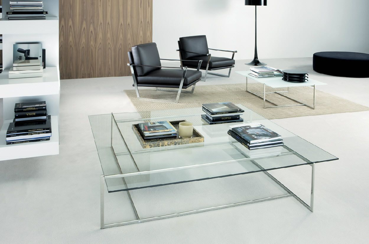 Modern Glass Coffee Table – If you are in need of a coffee ...