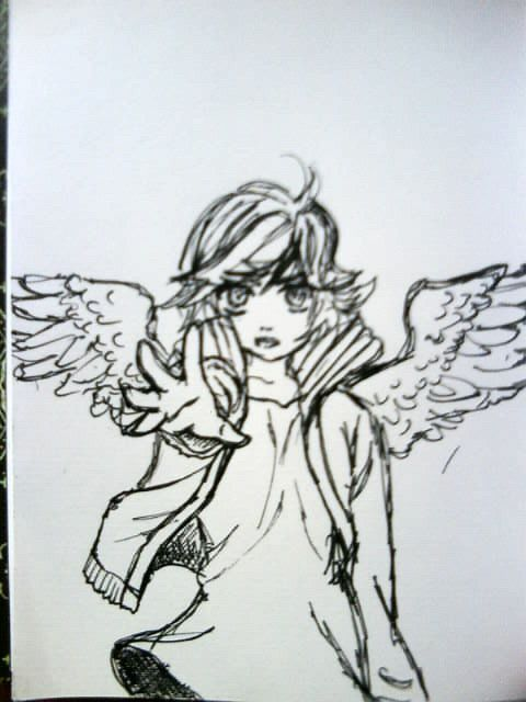 angel by jannat day from maximum ride manga by james