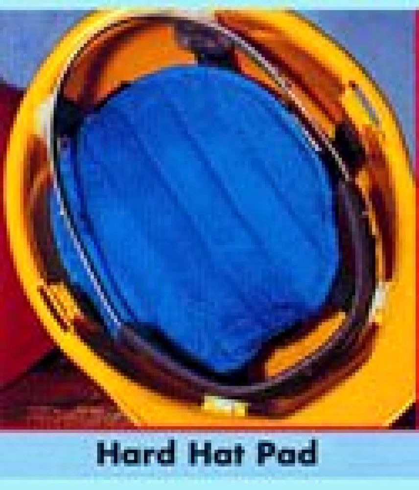 occunomix mira cool cooler hard hat pad reduced sweating navy