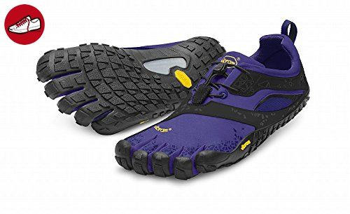 Vibram FiveFingers Damen Spyridon MR Outdoor Fitnessschuhe, Mehrfarbig  (Purple/Black), 39