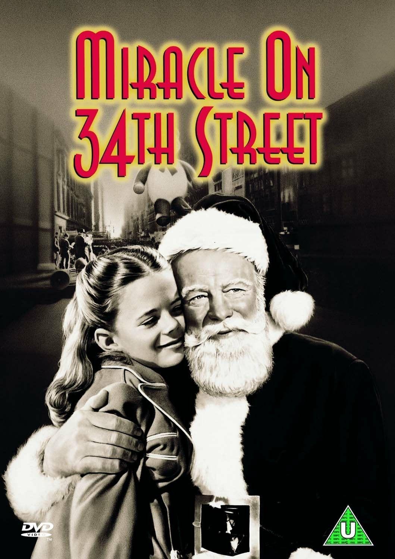 Natalie Wood Miracle On 34th Street 1947 Filmes Antigos De