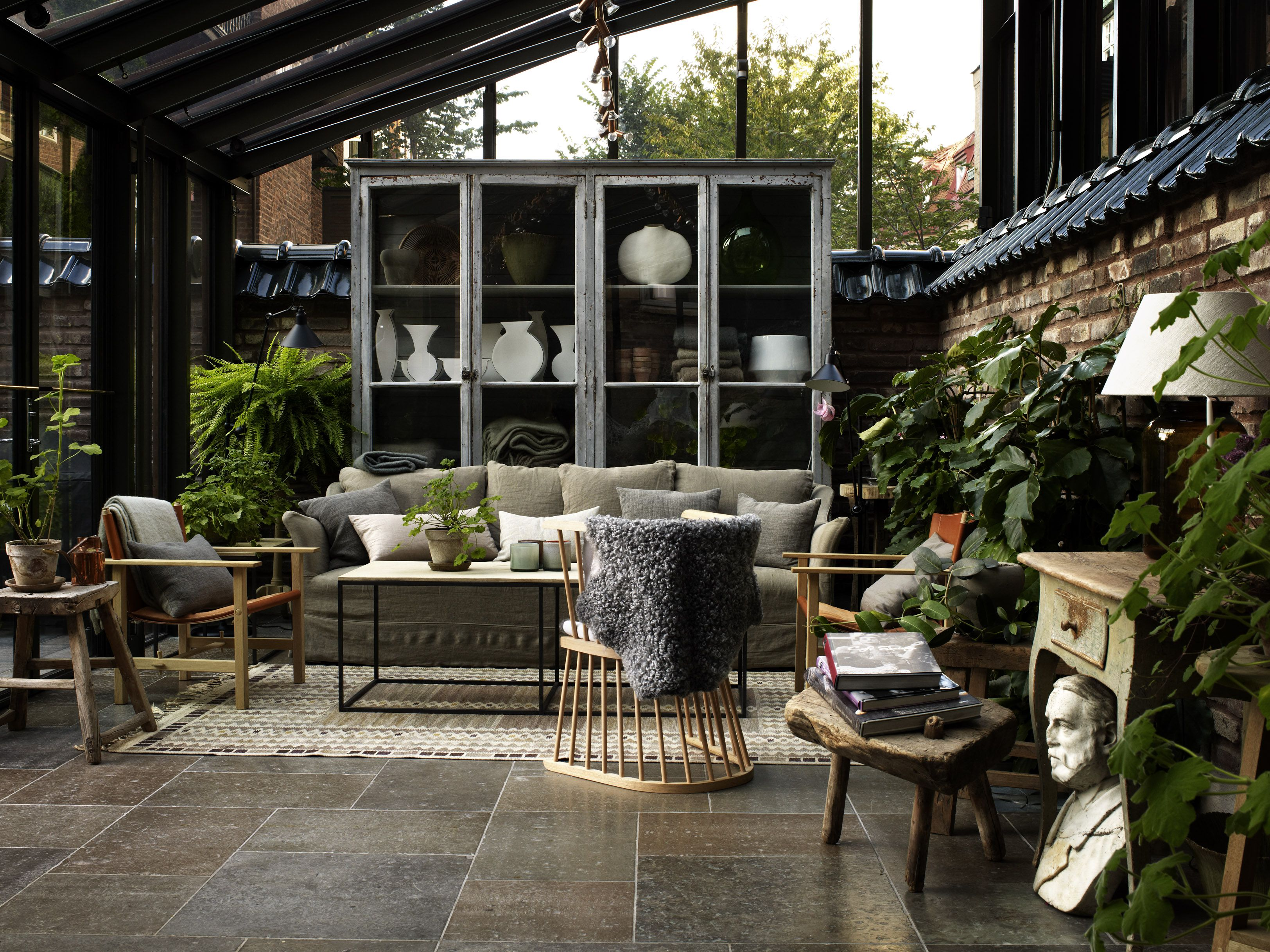 bohemian conservatory interiors Sk p Google