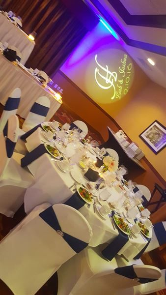 beautiful wedding reception at the hilton garden inn milwaukee airport milwaukee wi wedding venue - Hilton Garden Inn Milwaukee Airport