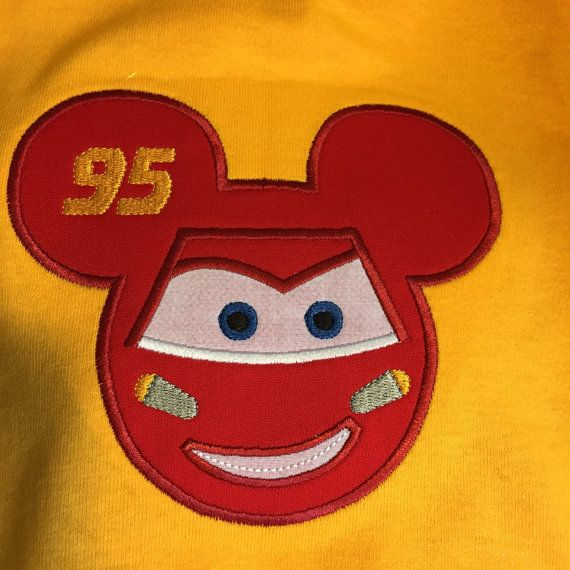 Personalized Disney Vacation Mickey Head with Tow Mater T-Shirt