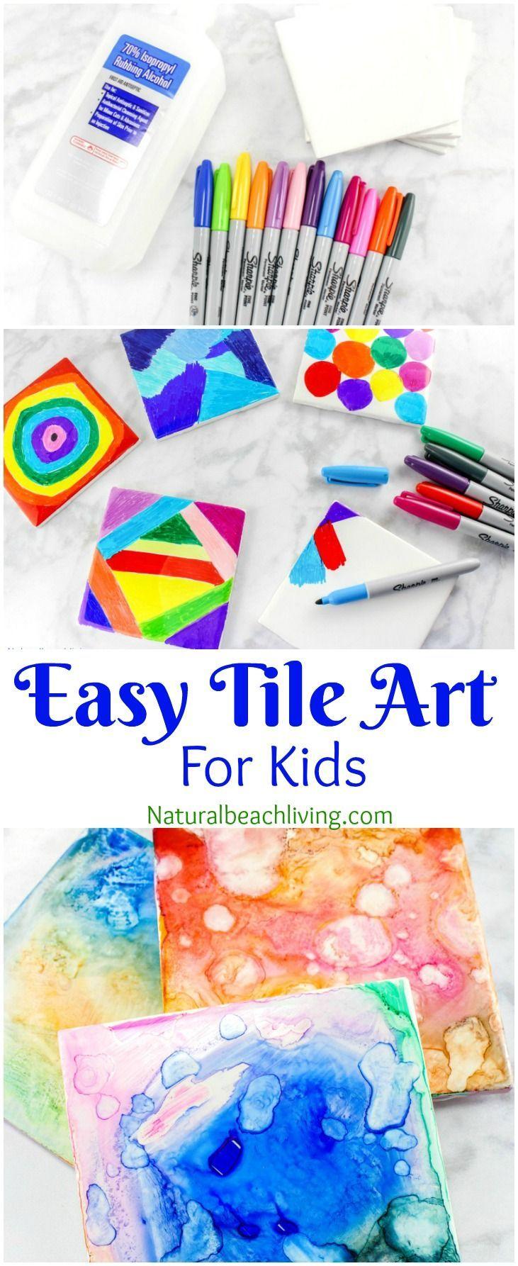 Tile Art For Kids That Everyone Will Enjoy Best Tile Art Idea