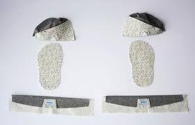 Moldes De Alpargatas Para Imprimir Buscar Con Google Sapatos