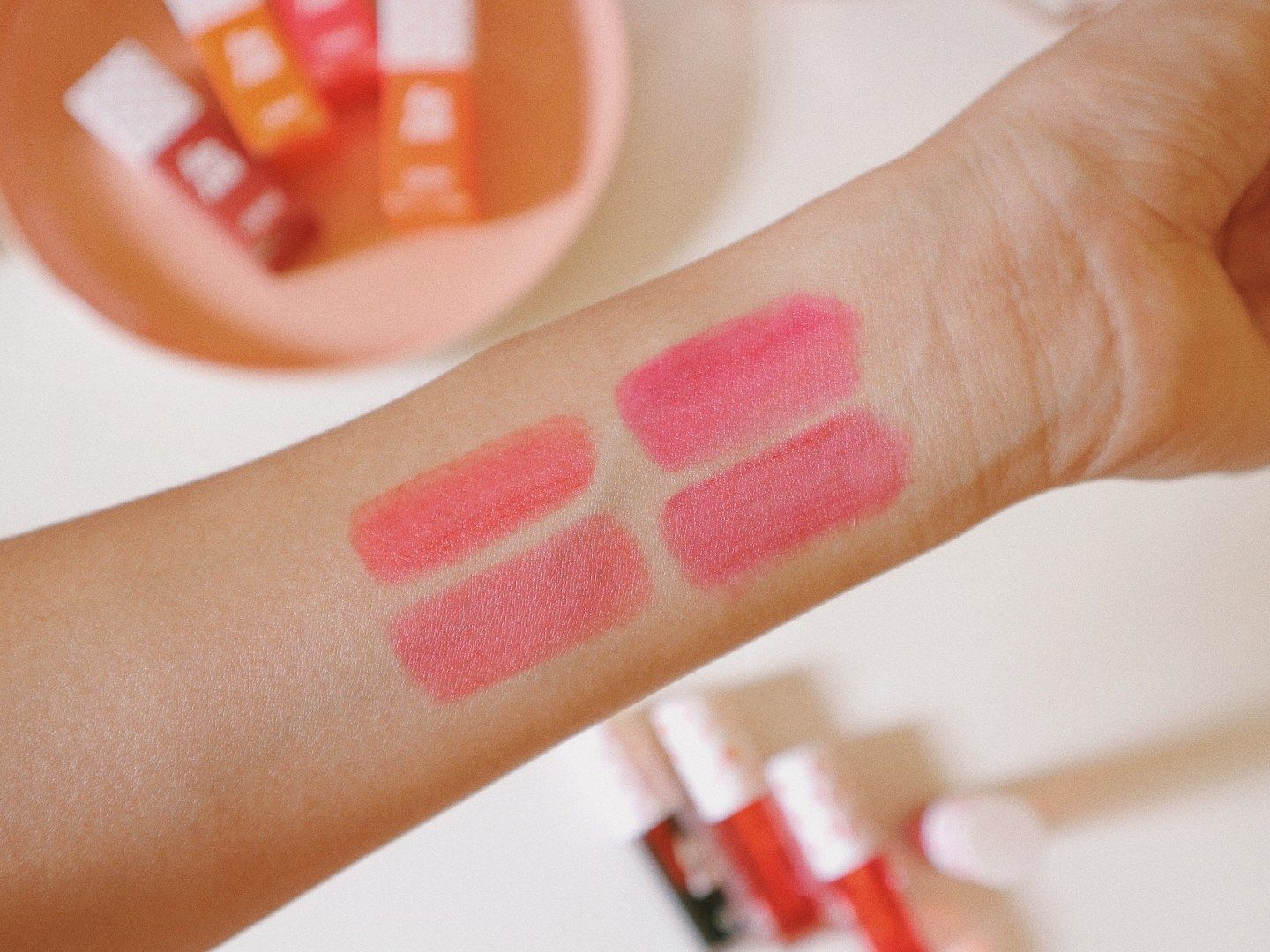 Detail Makeover Lip Ink Review And Swatches Ink Lips