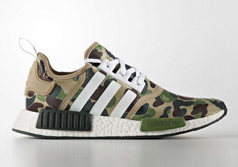 127b32854e713 BAPE x adidas NMD Release Date - Sneaker Bar Detroit