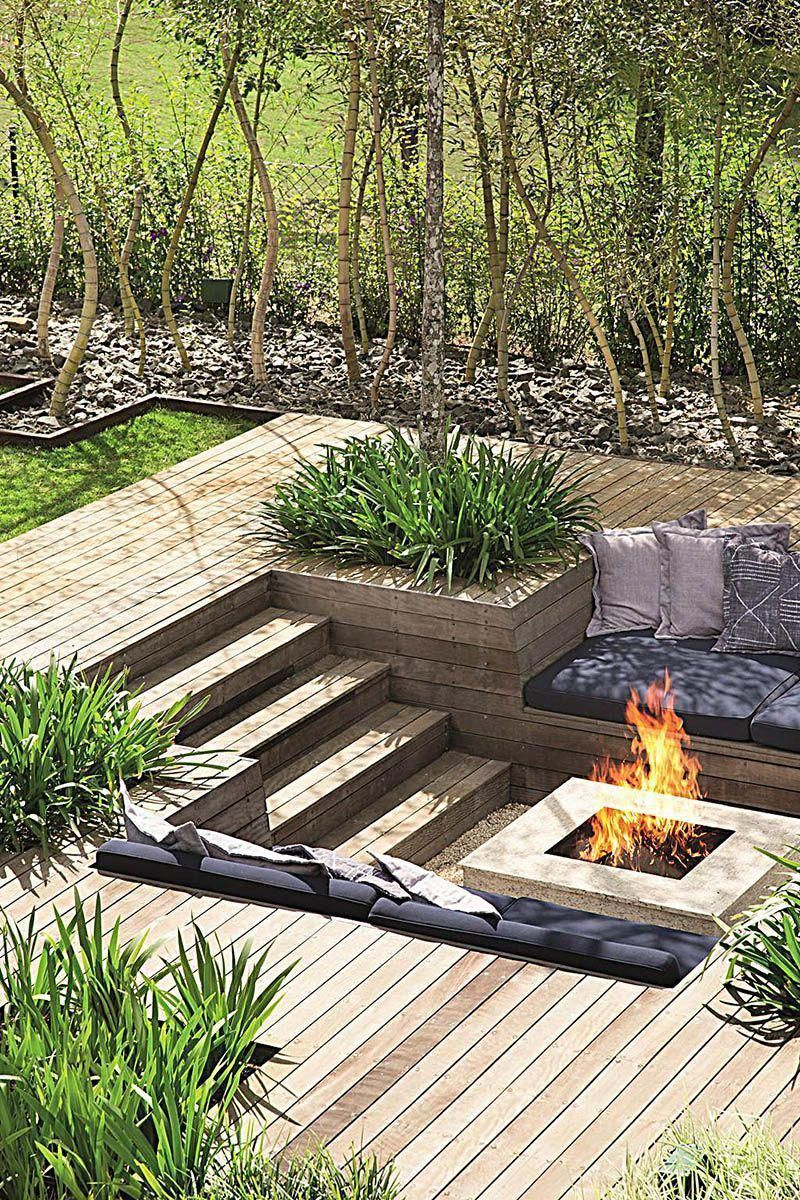 20+ Fire Pit Design Ideas For More Attractive - BIFAHOME