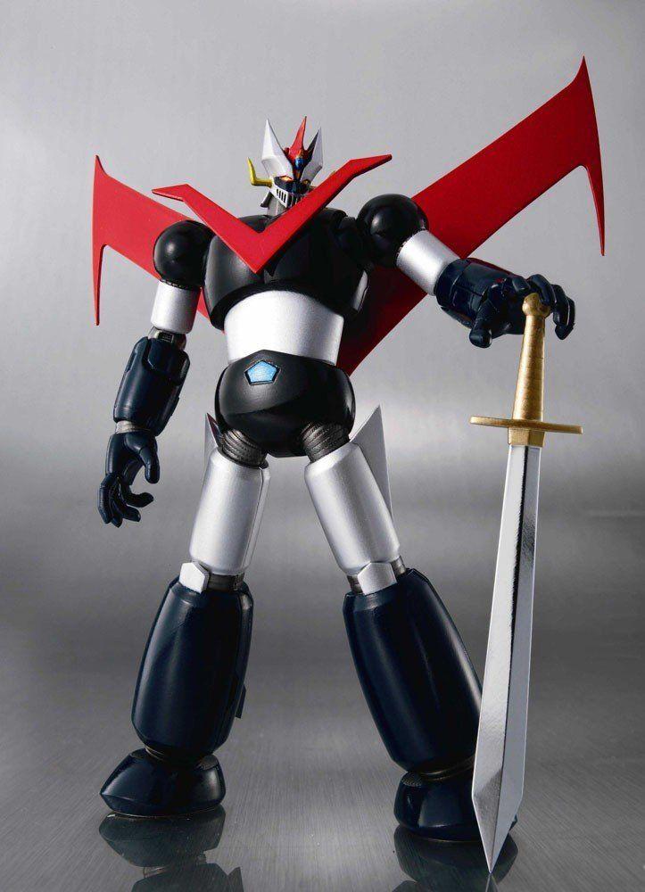 Bandai tamashii nations great mazinger super