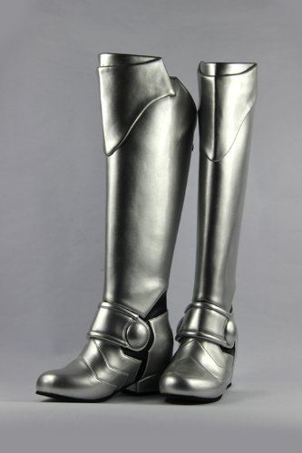 528326c94f4 Fate/Stay night_Unlimited CodeSaber Lily Armor boot Women Size 10 We ...