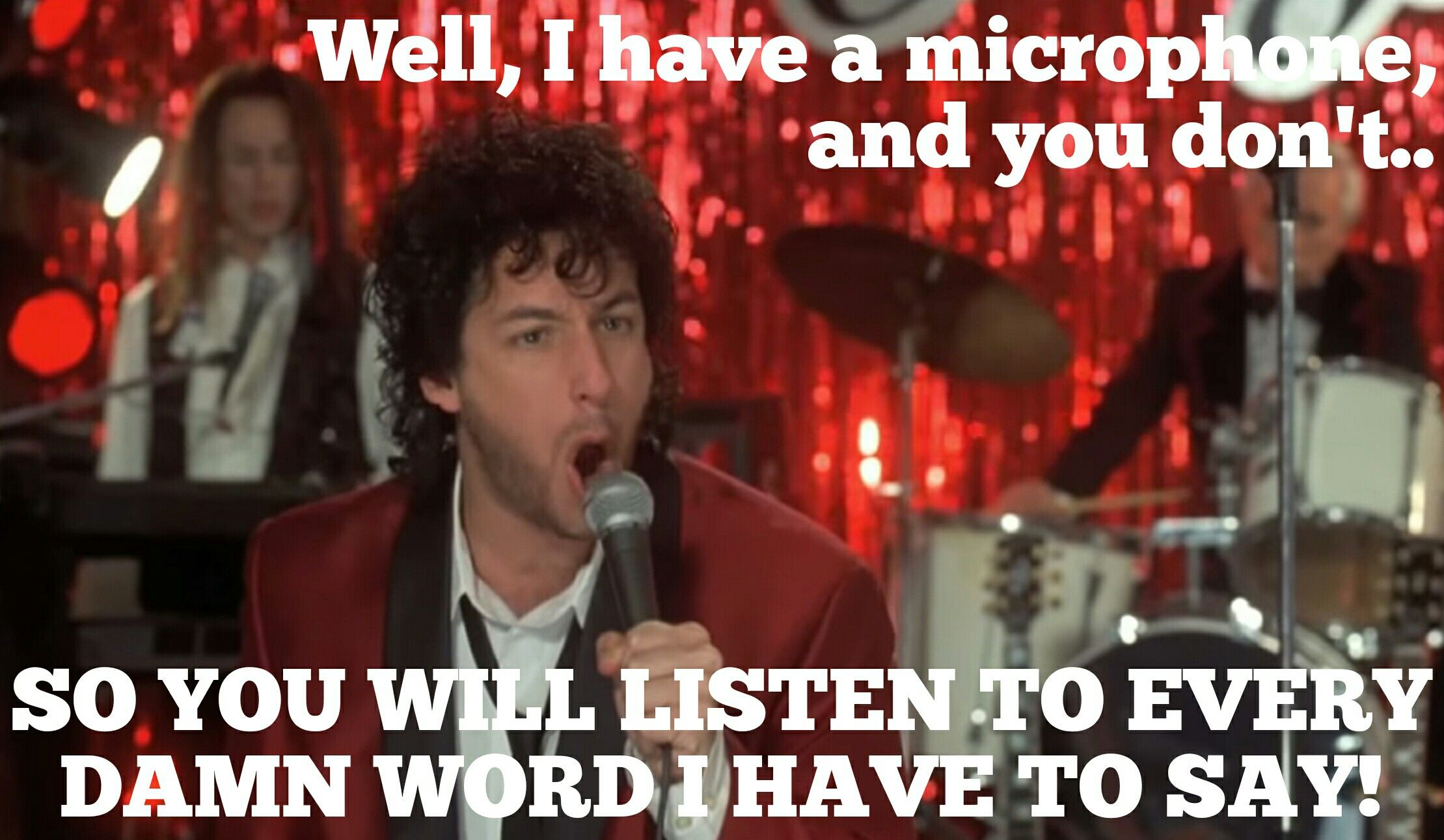 The Wedding Singer The Wedding Singer Favorite Movie Quotes Movie Quotes