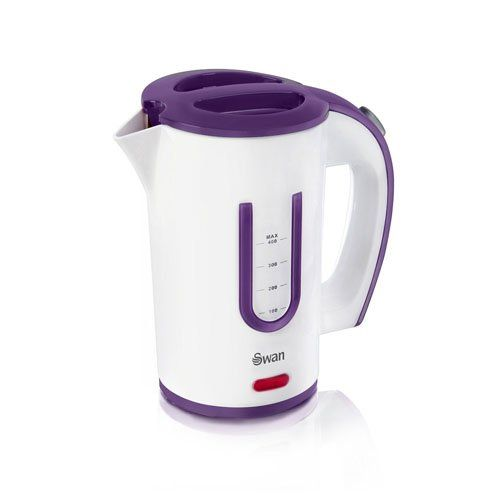 Swan Coffee Maker Replacement Jug : Swan SK27010N 0.4L Portable Travel Jug Kettle with Two Tea Cups Cordless Electric Kettles ...