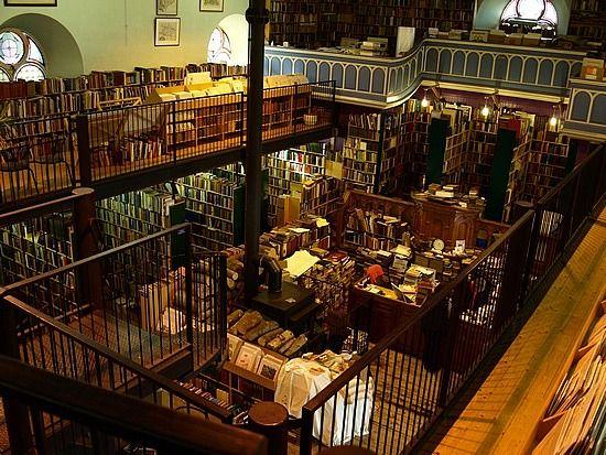 Leakey S Second Hand Bookshop Inverness Scotland S Largest Second Hand Bookstore Inverness Bookshop Inverness Scotland