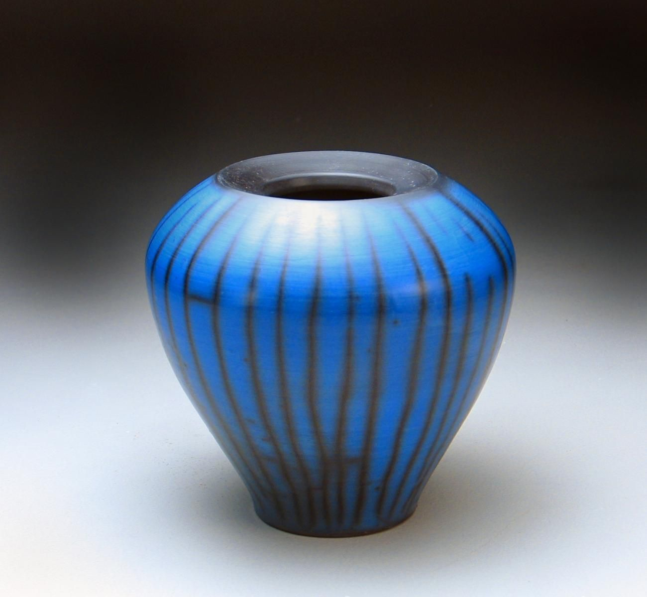 Gordon Hutchens Pottery Raku Fired Ceramics Ceramics