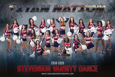 Stevenson Dance Team Poster 2018 2019 2 Dance Team Pictures 9c02e6bd9a