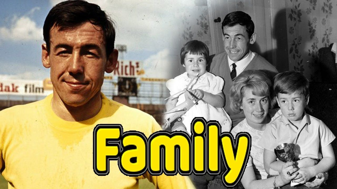Gordon Banks Family Photos With Daughter,Son and Wife