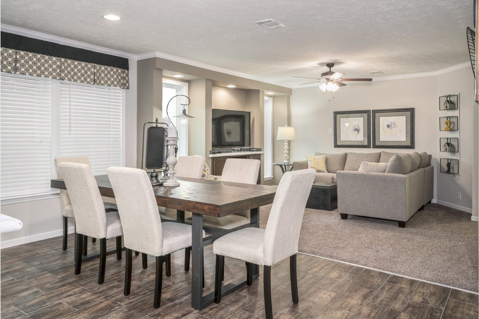 dining room find manufactured and modular homes in your area from champion homes - Modular Dining Room
