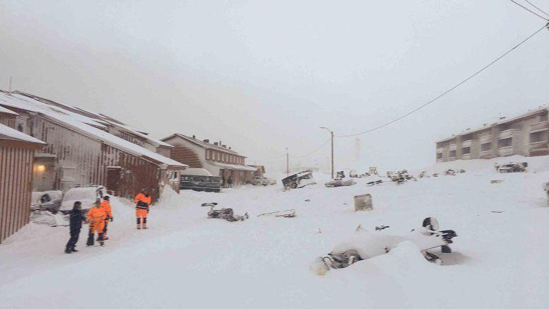 شبكة أجواء النرويج اجلاء أكثر من 200 شخص بعد انهيار جليدي في سفالبارد دمر مبنيين صباح يوم الثلاثاء Instagram Posts Instagram Photo