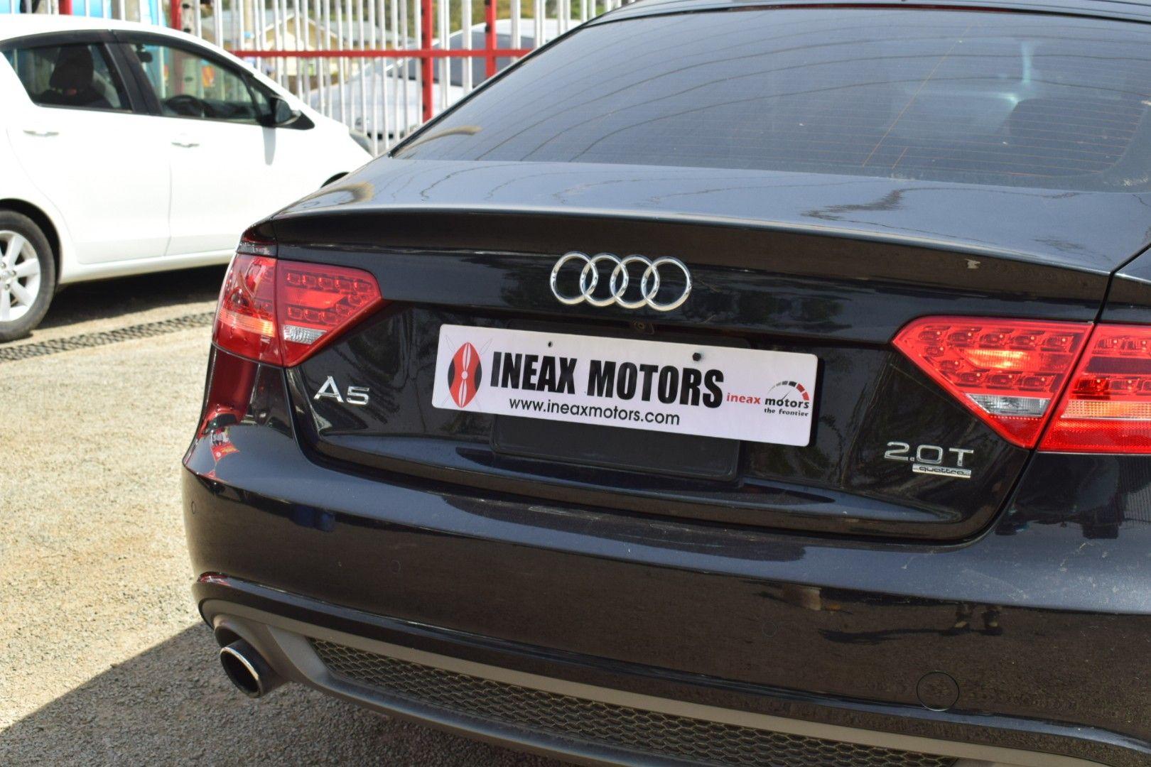 Audi A5 Sline Quattro Ineax Motors Kenya Limited Audi