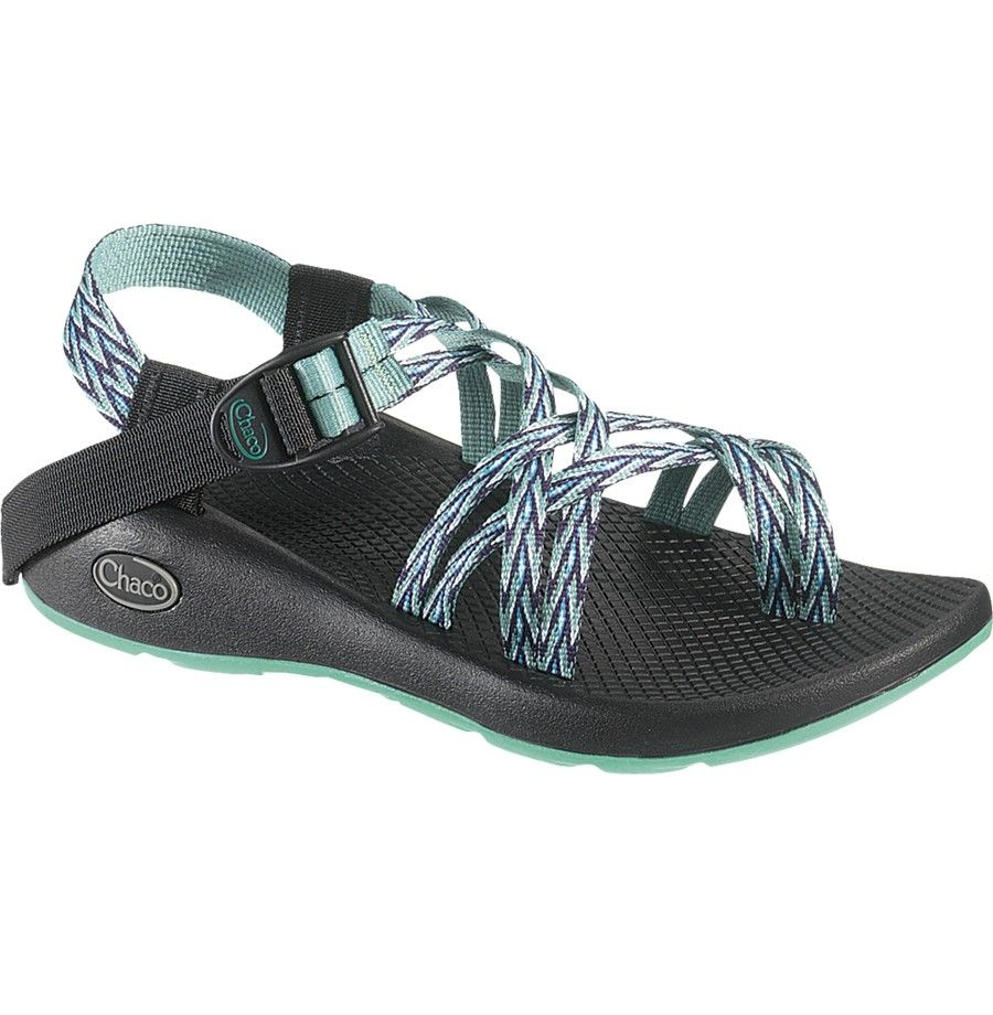 Buy Authentic Chaco Women's ZX/2 Yampa Womens Burst Chaco Womens Sandals