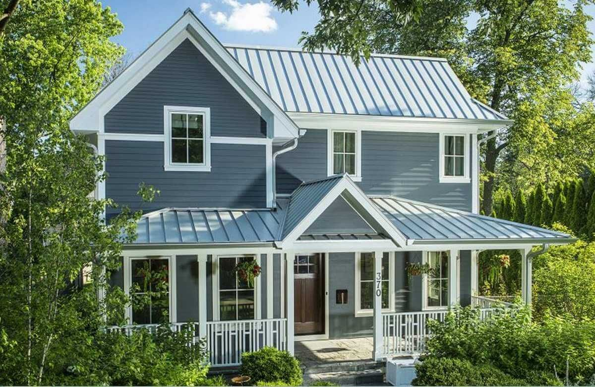15 Most Popular Roofing Materials Tin Roof House Metal Roof Colors Metal Roof Cost