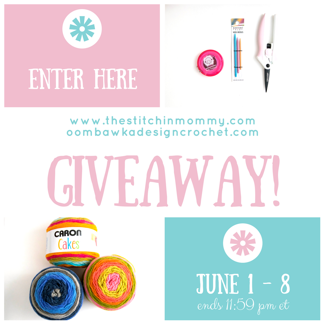 Spring Into Summer Crochet Giveaway!