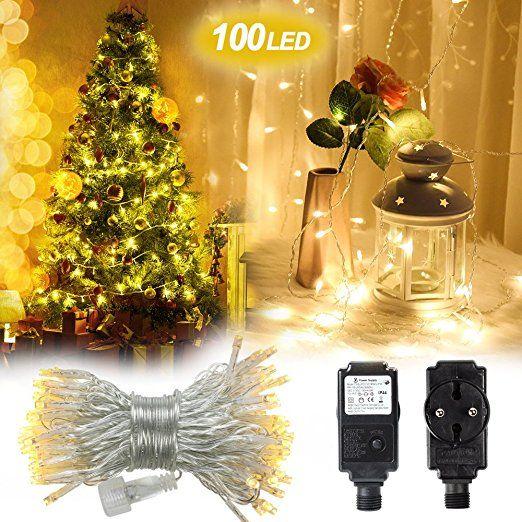 Lichterketten fur weihnachtsbaum innen