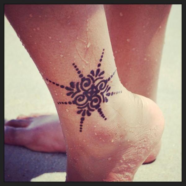 Simple Wrist Henna Tattoos: Simple Henna Tattoo Designs Wrist Simple Henna Wrist