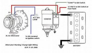 Image result for VW Alternator Wiring Diagram | Alternator ...