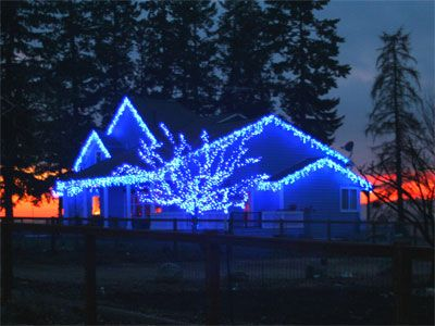 Outdoor blue christmas lights google search blue christmas outdoor blue christmas lights google search aloadofball Images