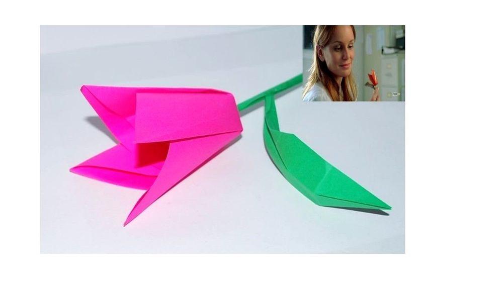Origami Prison Break