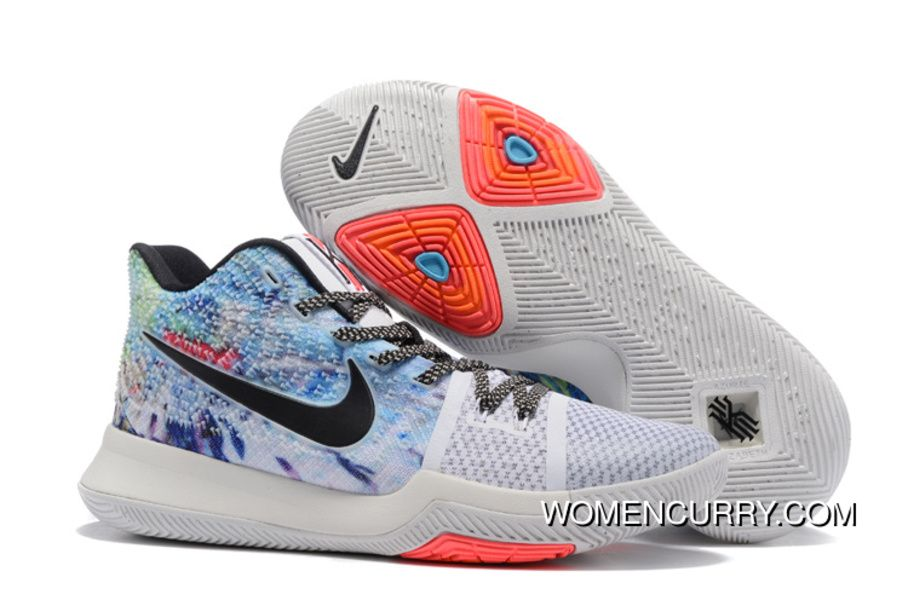 "0c21155460b48 Nike Kyrie 3 ""All-Star"" On Sale New Release, Price: $84.00 - Women Stephen  Curry Shoes Online"