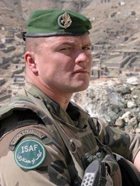 Legionnaire La Legion Etrangere Armee Francaise Armee De Terre
