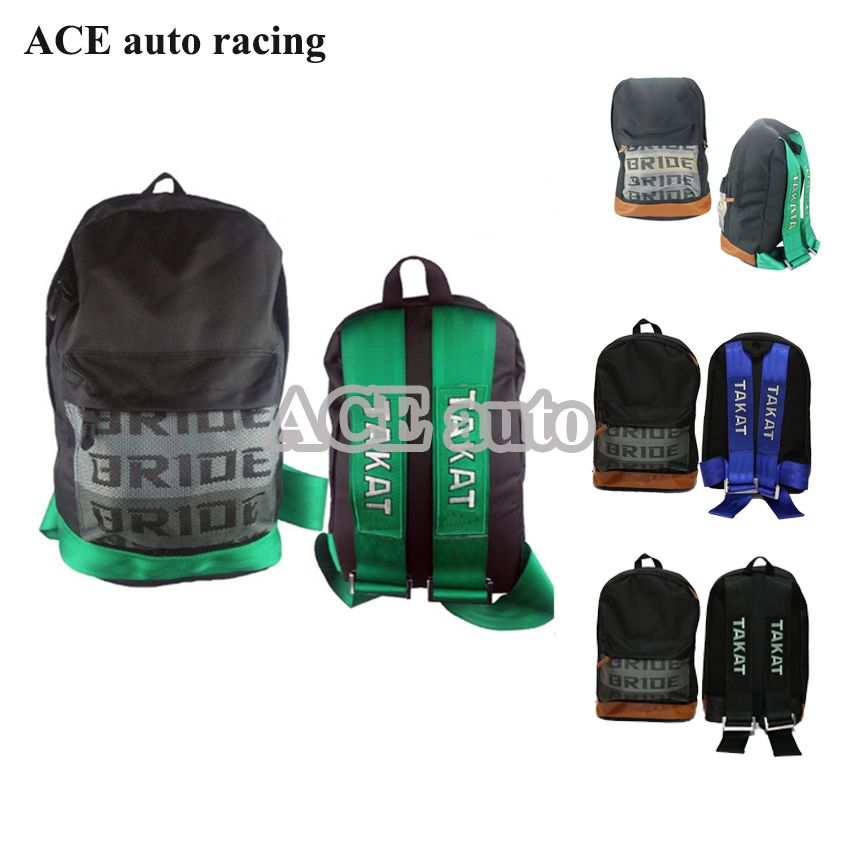 Ace Bride Backpack Jdm Bride Racing Bags Bride Fabric For Takata Straps Style Sms F A S H I O N Smsaliexpress Bride Bag School Bag Price Backpack Bags