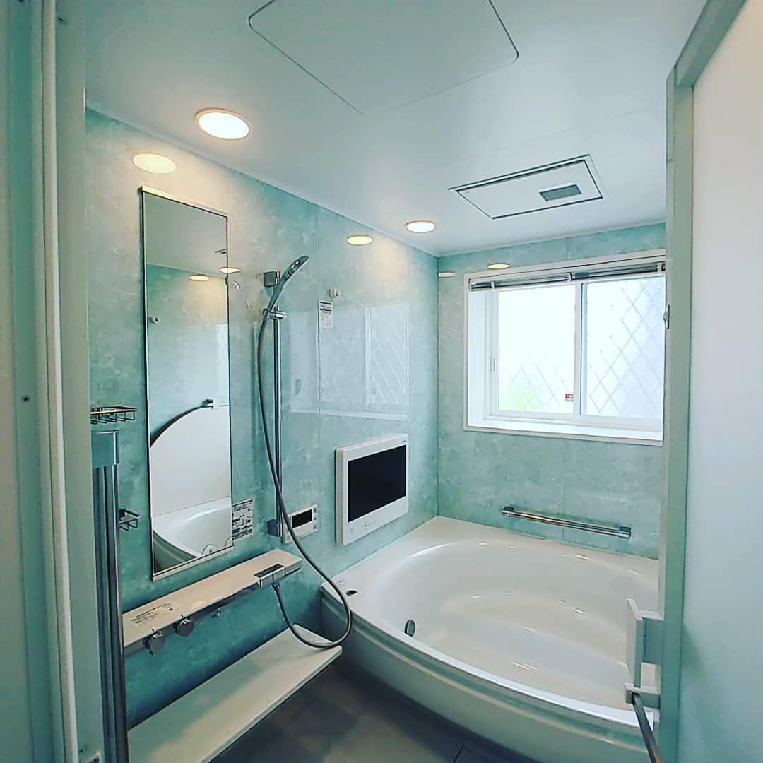 入居前web内覧会 バスルーム編 7年越しのマイホーム居住中 完全