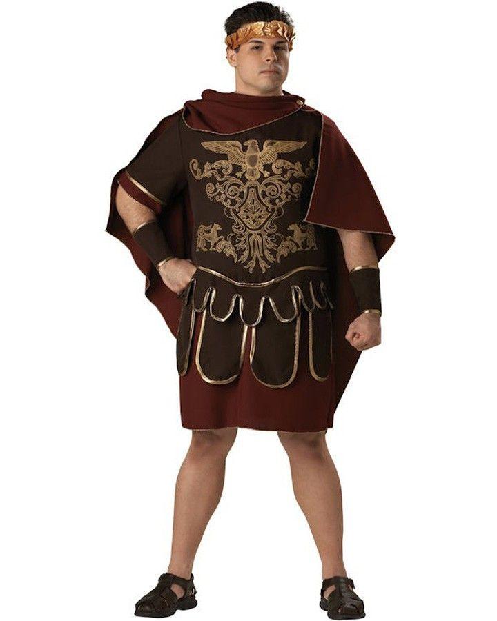 Marc Antony Deluxe Mens Plus Size Costume #Halloween2013 #plussize - halloween costume ideas plus size