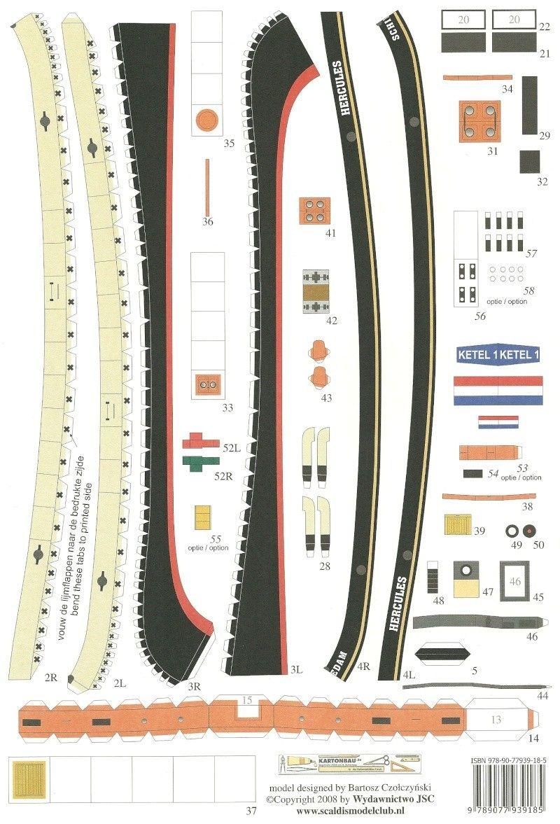 Afficher Le Sujet Grand Bateau Comment Imprimer Bateau Papier Maquettes De Bateaux Bateau