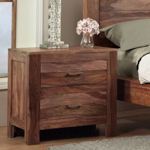 Modus Atria 2 Drawer Nightstand Modus Furniture Furniture Nightstand