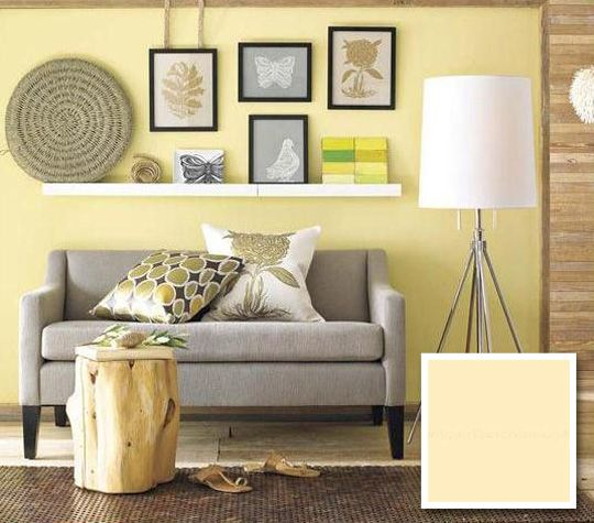 Benjamin Moore Lemon Sorbet Magnificent Benjamin Moore Lemon Sorbet  Paint Colors  Pinterest  Lemon . Inspiration