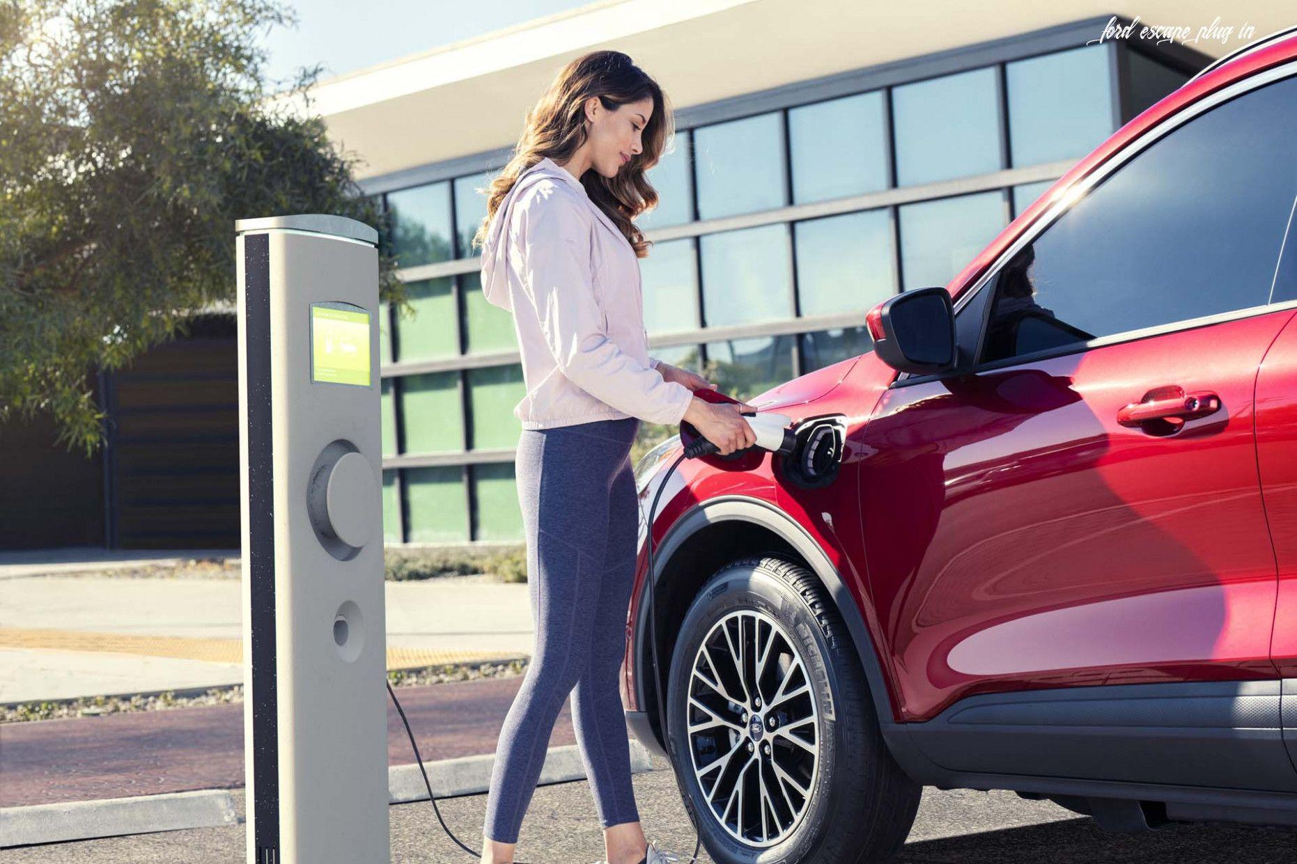 Ford Escape Plug In Release Date In 2020 Ford Escape Ford