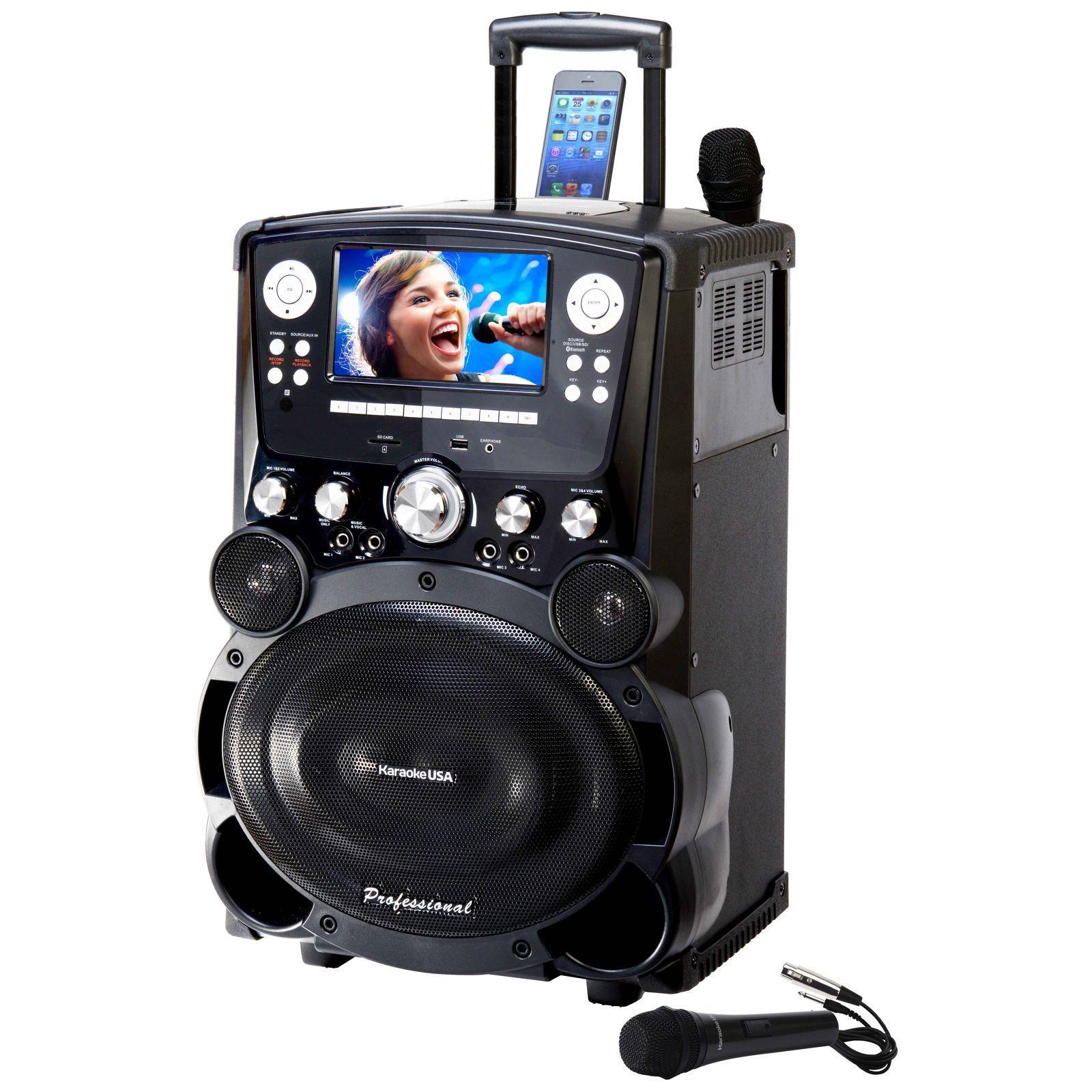 Karaoke USA GP978 Professional DVD/CDG/MP3G Karaoke Player #karaokeplayer Karaoke USA GP978 Professional DVD/CDG/MP3G Karaoke Player | MaxStrata #karaokeplayer