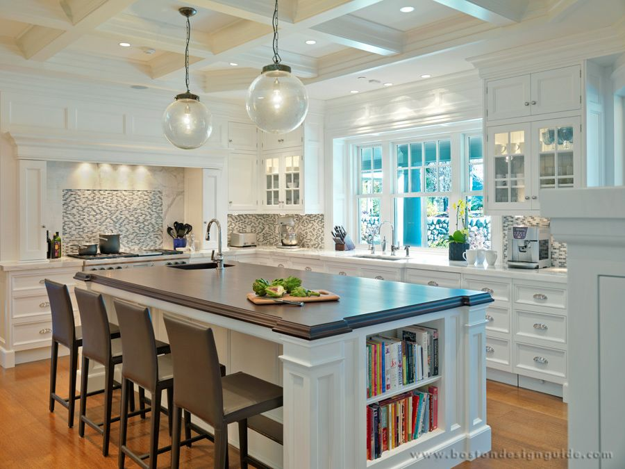 Custom Kitchen by Architectural Kitchens; Architecture by Jan ...