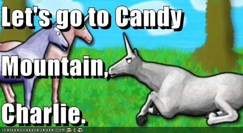 Charlie The Unicorn.